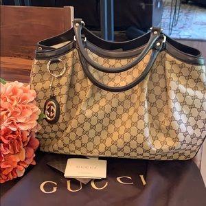 Gucci large Sukey Hobo bag